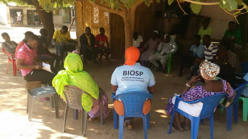 Aider les jeunes à monter en compétences en Guinée-Bissau