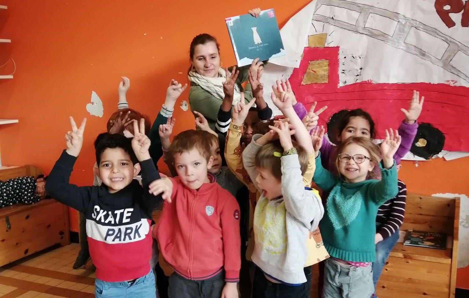 Education à la Citoyenneté, collaboration avec Les Baladins