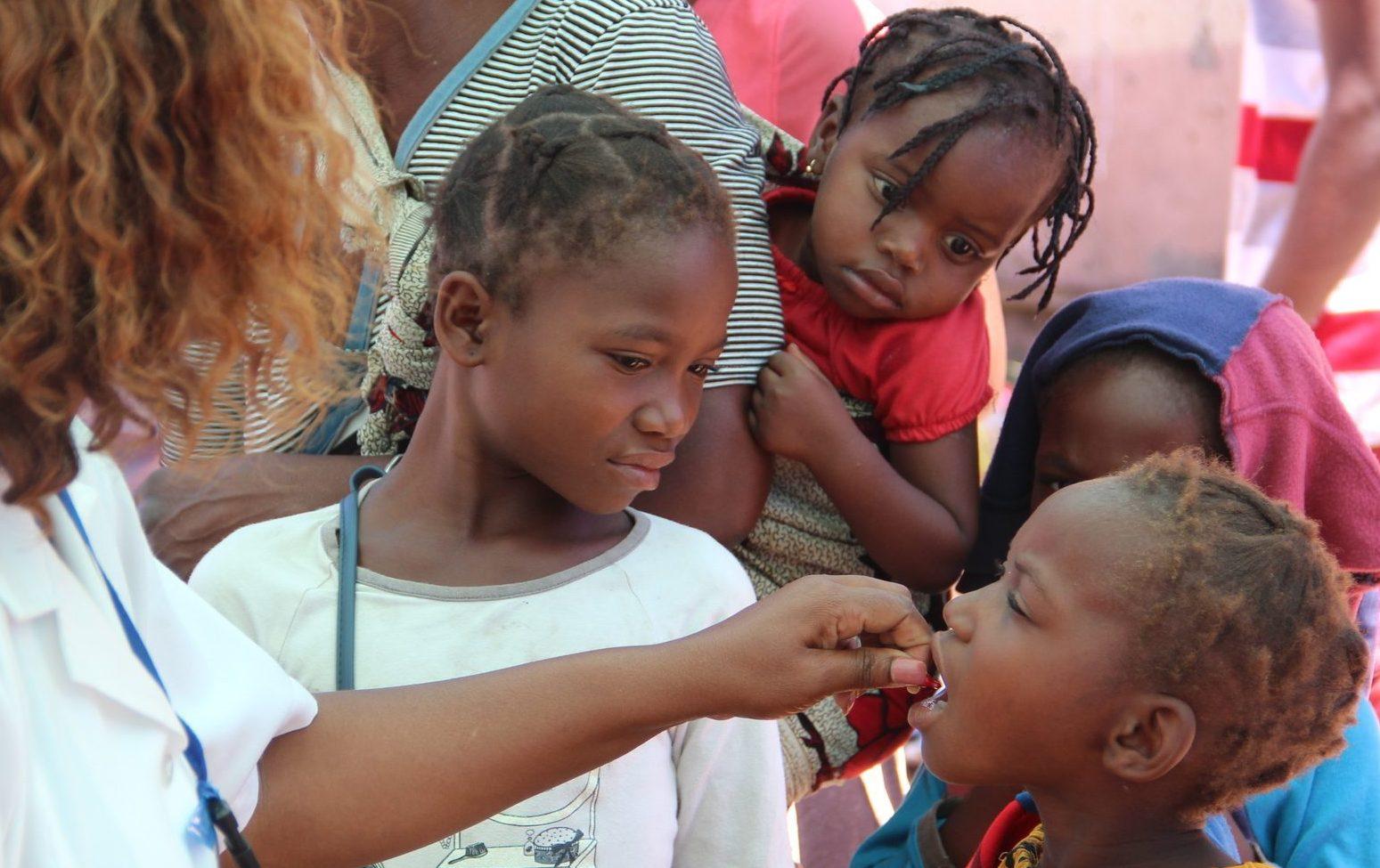 Inauguration du BIOSP de Maputo au Mozambique