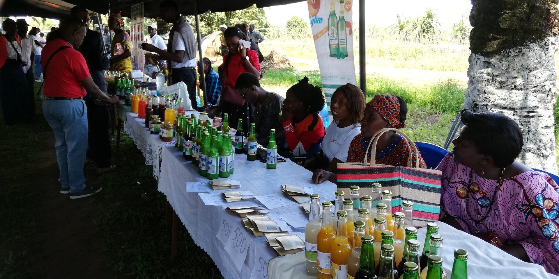 Valoriser les produits agricoles transformés au Congo