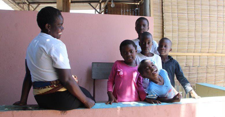 Um projeto a favor das crianças com deficiência em Moçambique