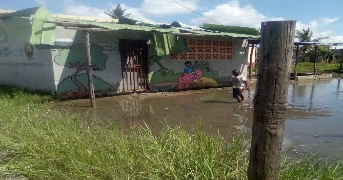 Un nouveau cyclone touche le Mozambique